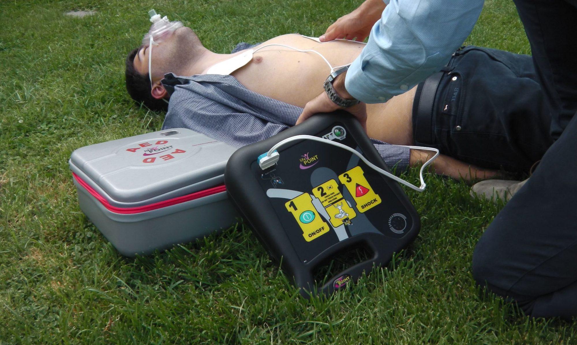 Importanta unui defibrilator in locuri publice si la serviciu