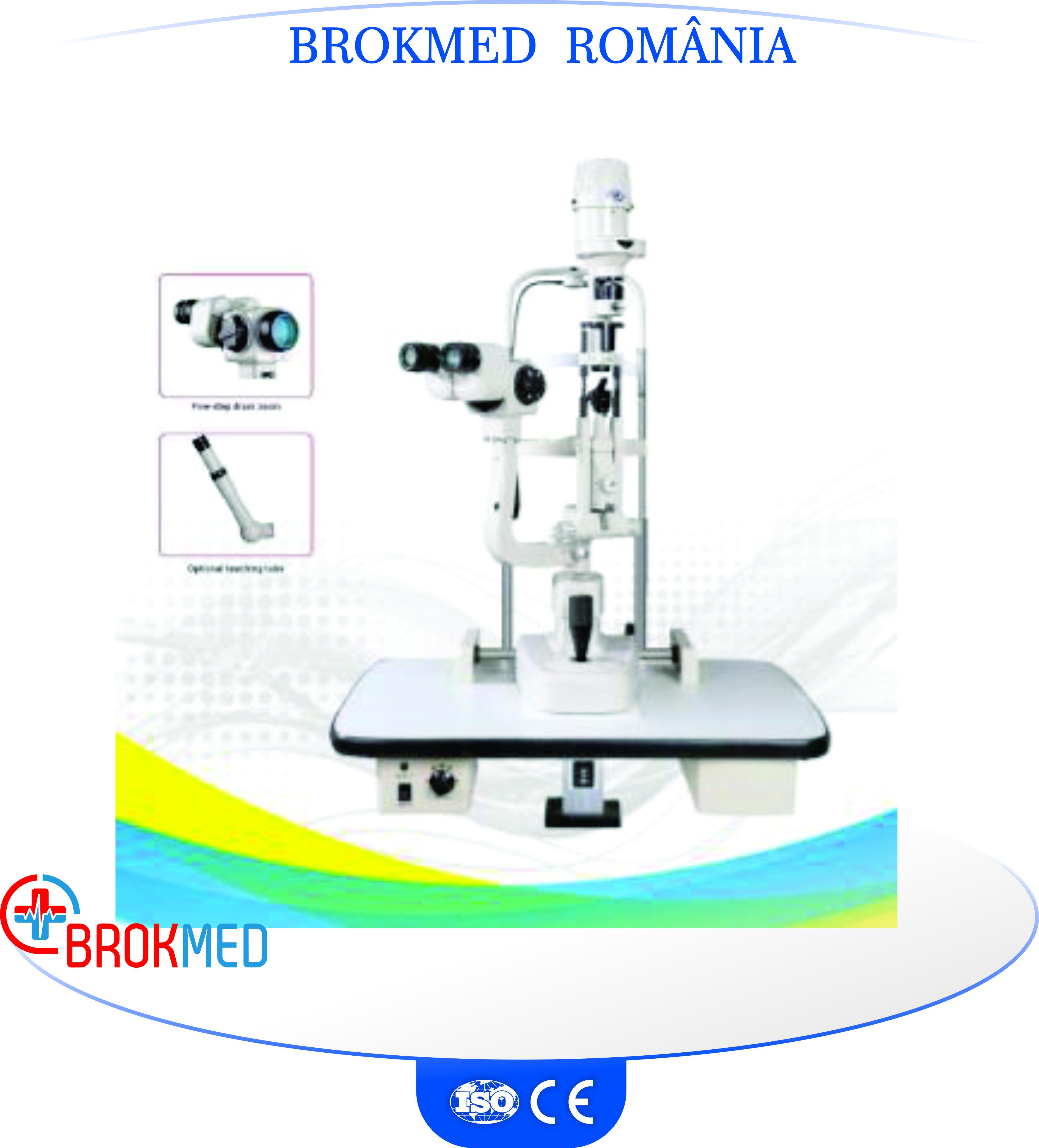 Biomicroscop SLM-2ER cu 5 magnificari