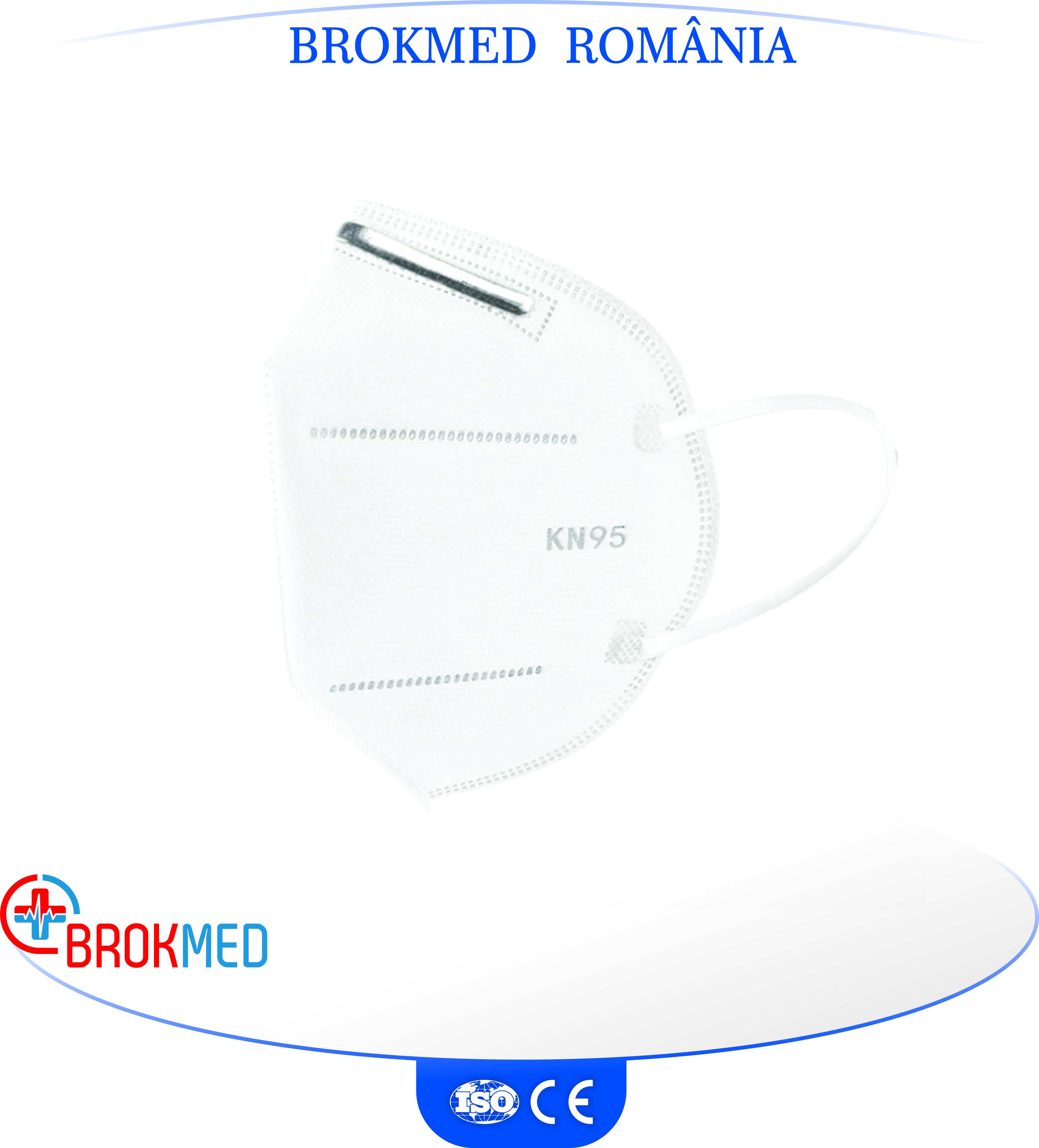 Masca de protectie KN95