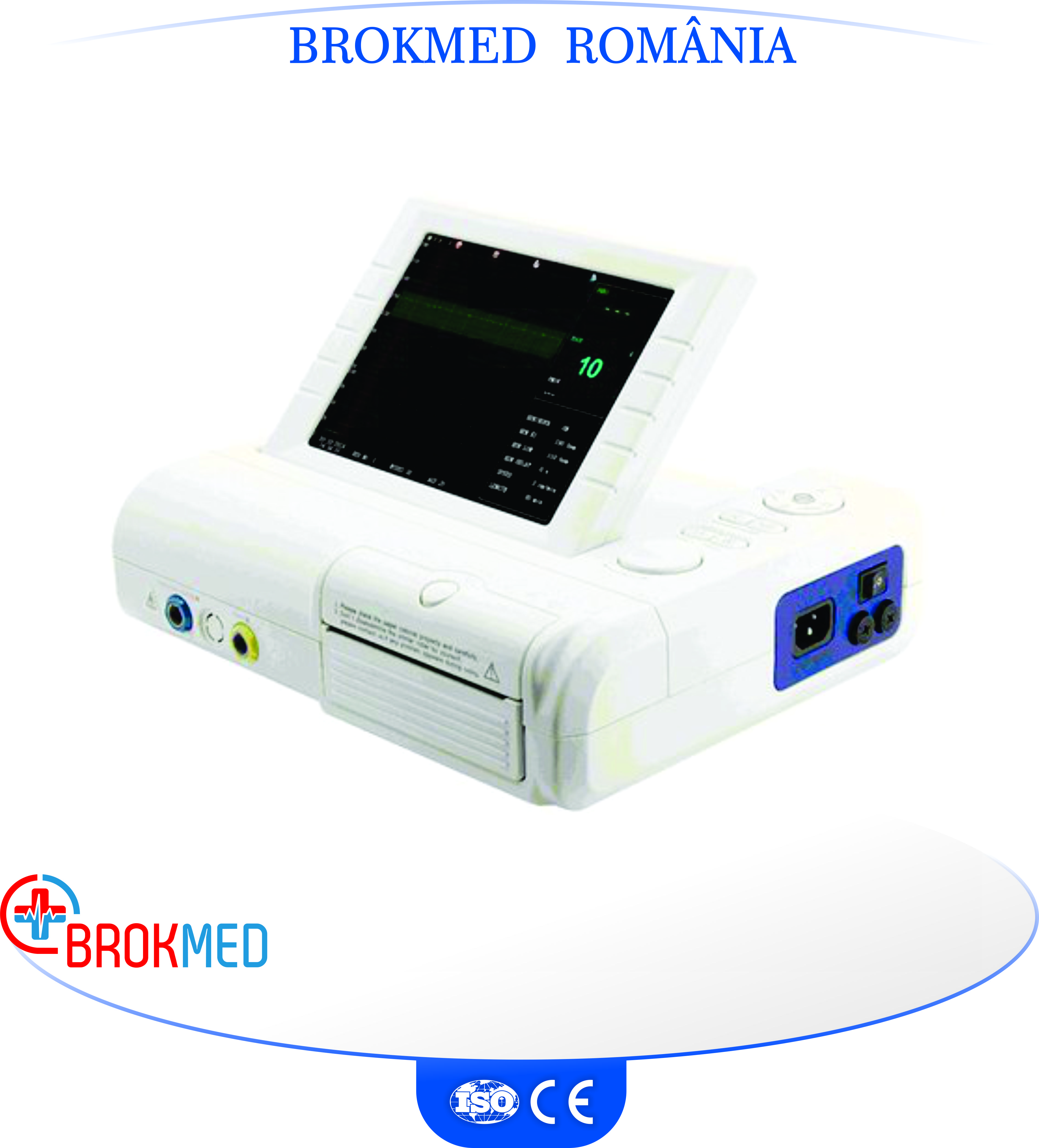 Monitor fetal 800G