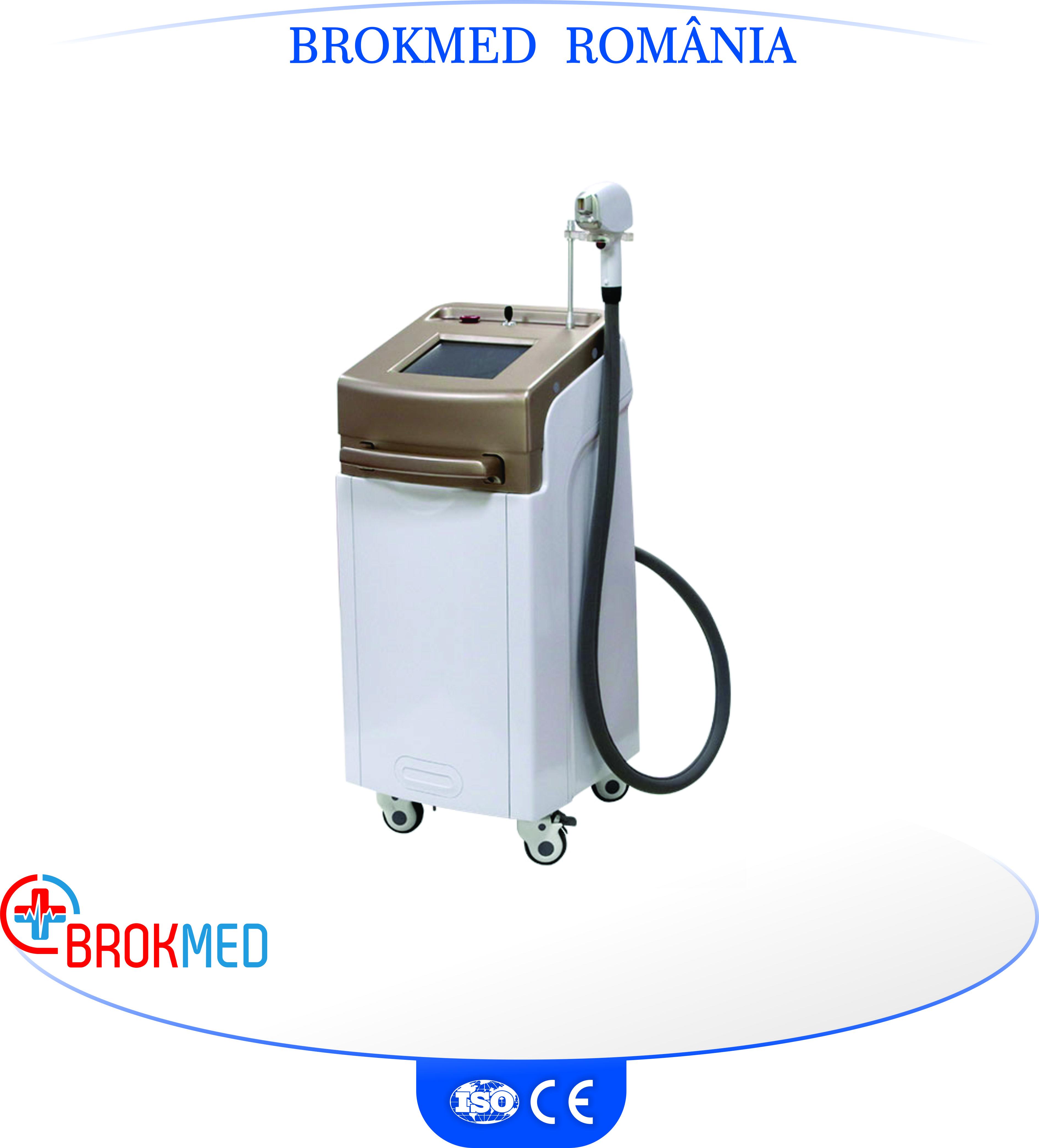 Triplu laser pentru epilare D3